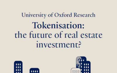 Tokenisation – The Future of Real Estate Investment?