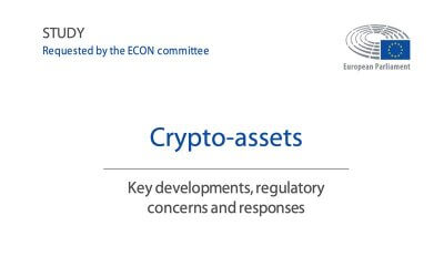 Crypto-assets | Developments and regulatory concerns