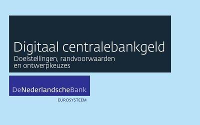Digitaal centralebankgeld