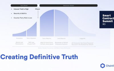 Creating definitive truth with blockchain
