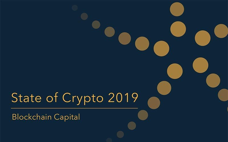 State of Crypto 2019
