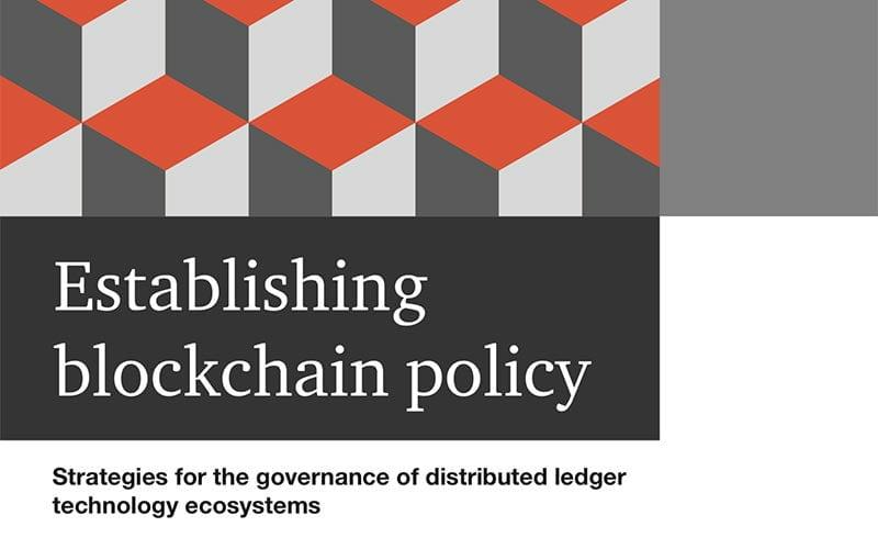 Establishing Blockchain Policy