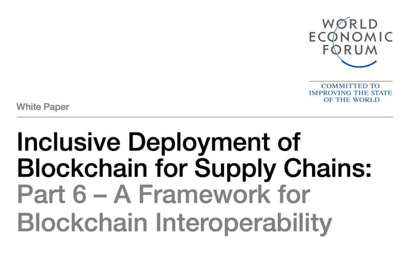 Inclusive Deployment of Blockchain for Supply Chains
