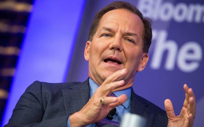 Fund manager Paul Tudor Jones about Bitcoin