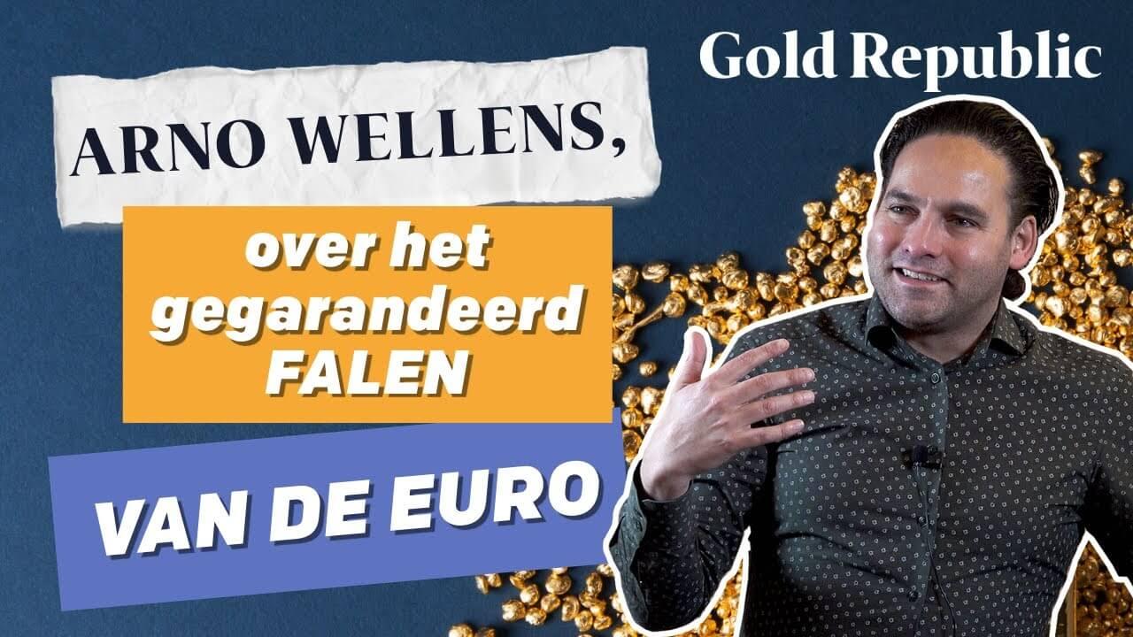 Arno Wellens over het gegarandeerd falen van de euro